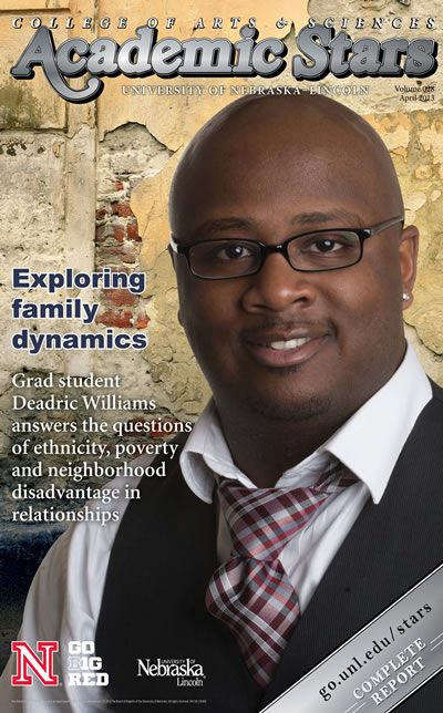 Deadric Williams' Academic Stars profile