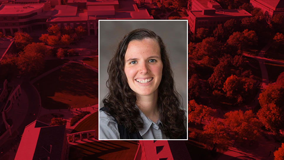 Kara Brant recognized for impact in advising